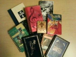 John E. WordSlingers Poetry Journals